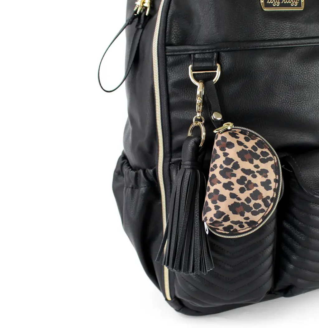 Leopard Everything Pouch
