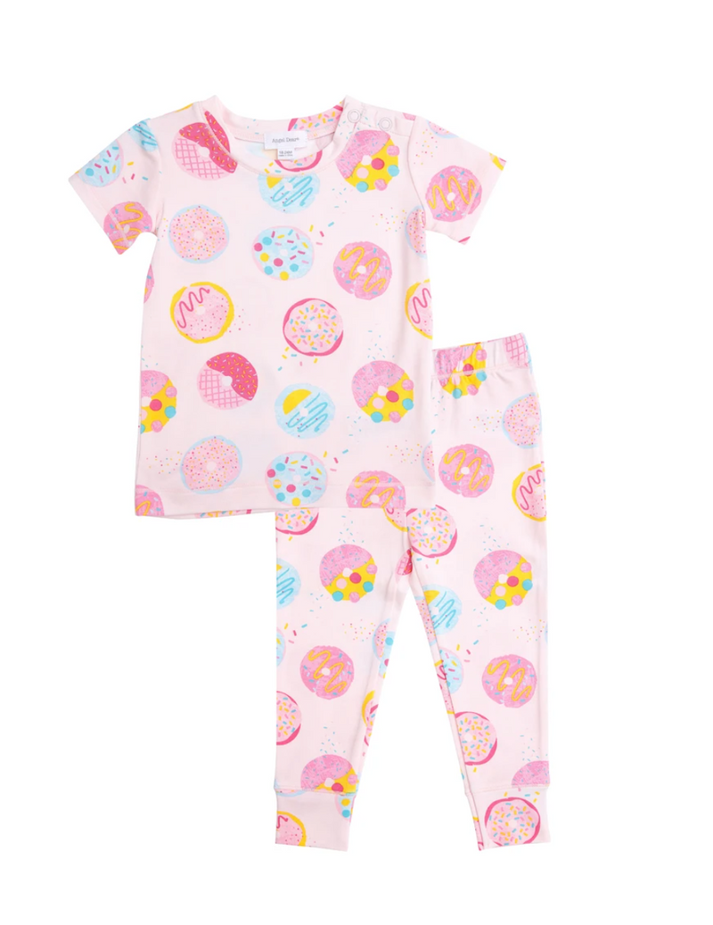 Donuts Lounge Wear Set - Girls