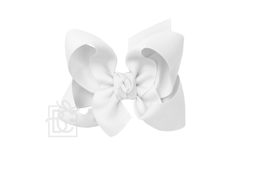 Signature Grosgrain Bow on Clip