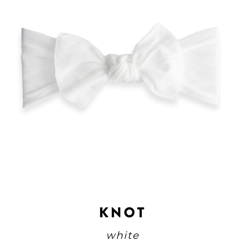 Baby Bling Bow: Classic Knot