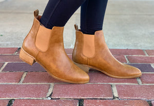 Norway Ankle Bootie