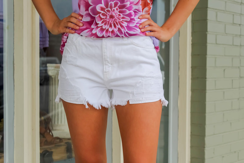 Nora High Waist Short