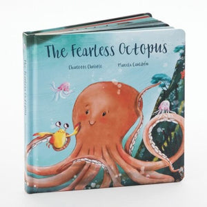 The Fearless Octopus Book