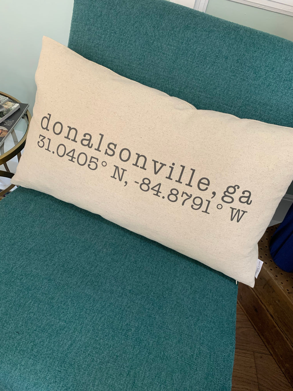 Donalsonville Coordinate Pillow- 16x26