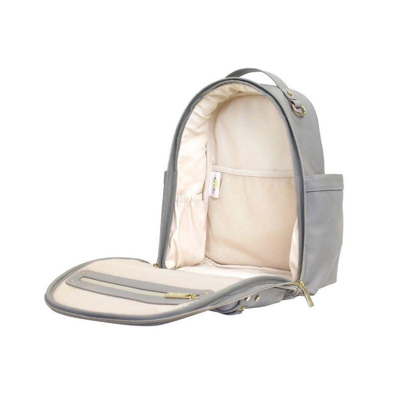Gray Itzy Mini Backpack