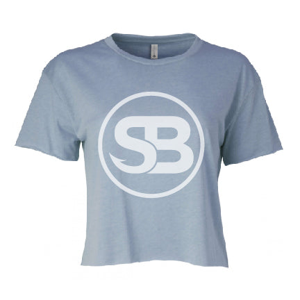 SB Female's Crop T-shirt
