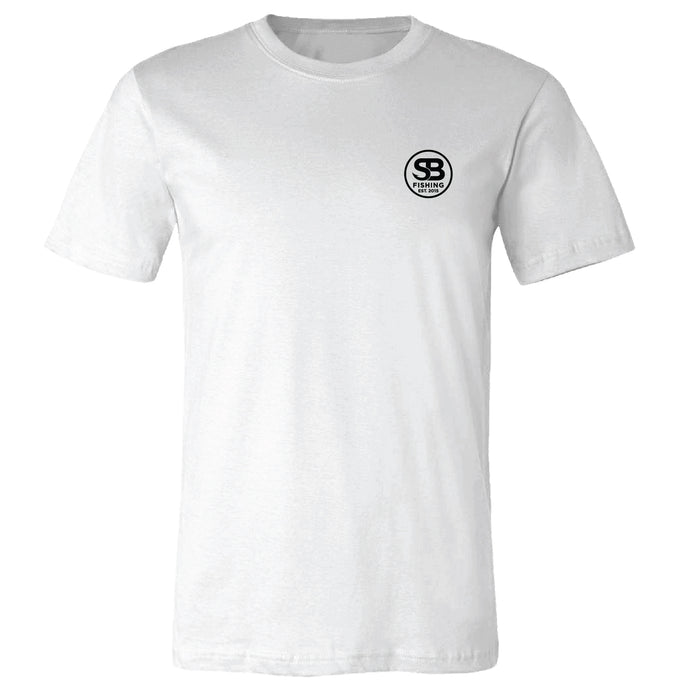 SB Fishing Left Chest T-Shirt