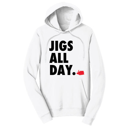 Jigs All Day Front Hoodie