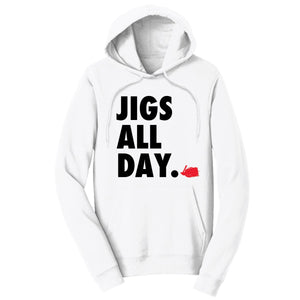 SB Jigs All Day Front Hoodie