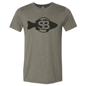 SB Fish Logo T-shirt