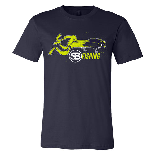 SB Fishing Medusa T-shirt