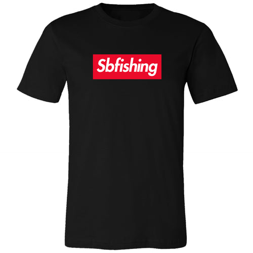 SB Fishing Box Logo T-shirt