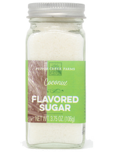 Coconut Flavored Sugar