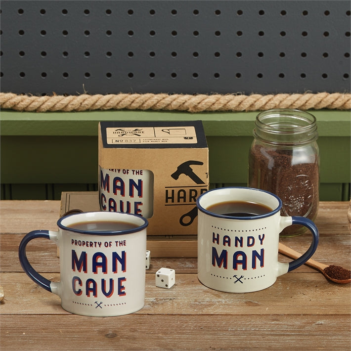 Hardware Store Mugs in Gift Box