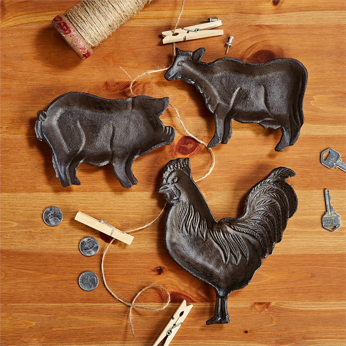 Cast Iron Farm Animal