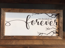 Load image into Gallery viewer, CUSTOM WOODEN SIGNS