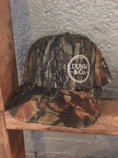 Dunn & Co. Custom Hats/Caps - camo style