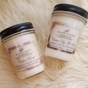 Agape Candle Company - Strawberry Lemonade
