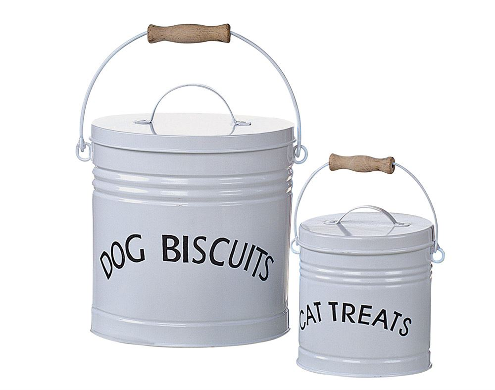 Dog/Cat Biscuit/Treats Canister