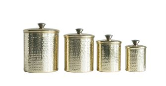 Gold Canisters