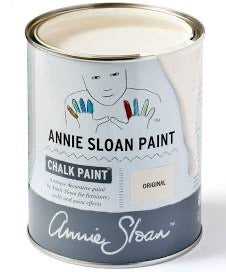 Chalk Paint by Annie Sloan (sample)