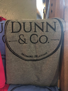 Dunn & Co. grey child shirt