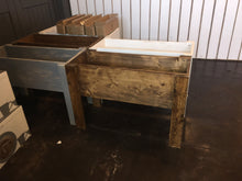 Load image into Gallery viewer, Wooden Planter Box w/ Legs