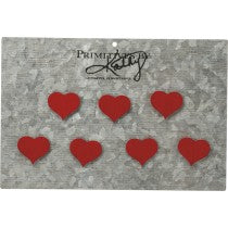 Magnet Set - hearts
