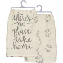 dish towel - There's No Place Like Home