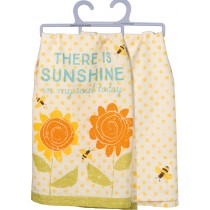 dish towel - Sunshine