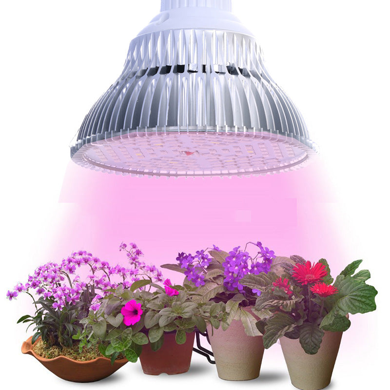LED Grow Bulb for indoor flowering Hydroponic Plants