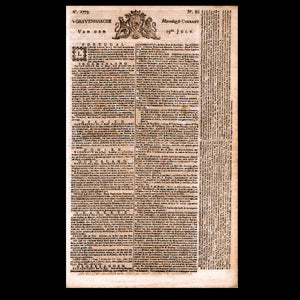 Courant - 1773