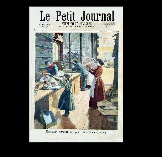 Le Petit Journal - 14th May 1894