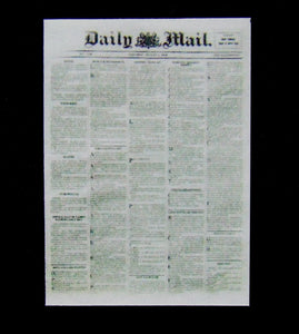 Daily Mail - 4th August 1900