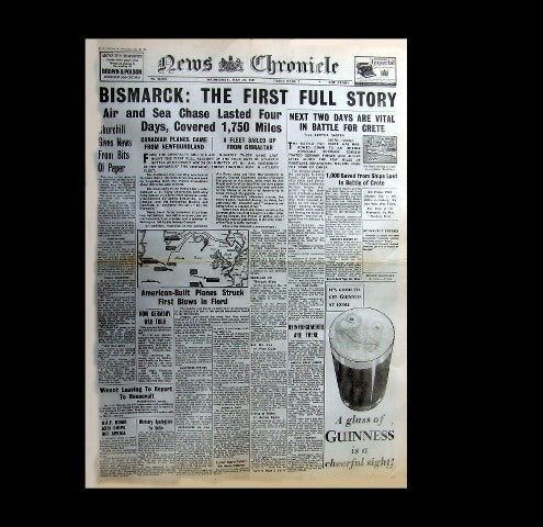 News Chronicle - 1941