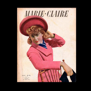 Marie Claire - French fashion magazine - 1943