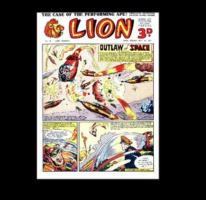 Lion Boys` Comic - 24th May 1952