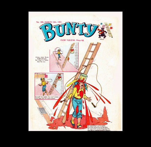 Bunty Comic - Girls comic - March 18th 1961