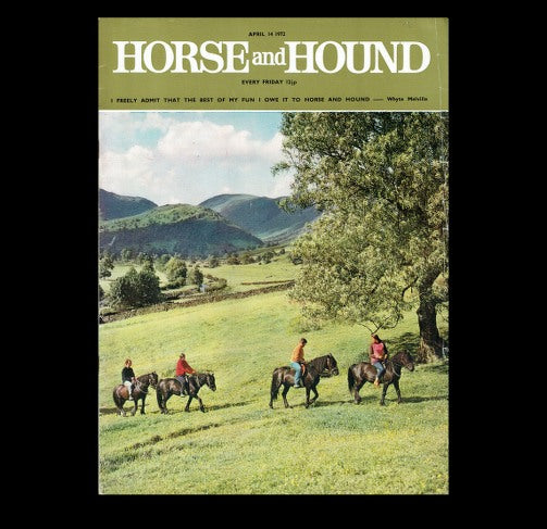 Horse & Hound - April 14th 1972