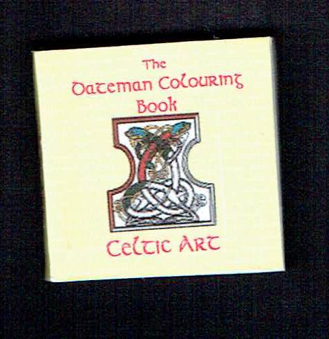 Celtic Art Colouring Book