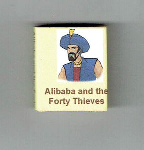 Alibaba and the 40 thieves