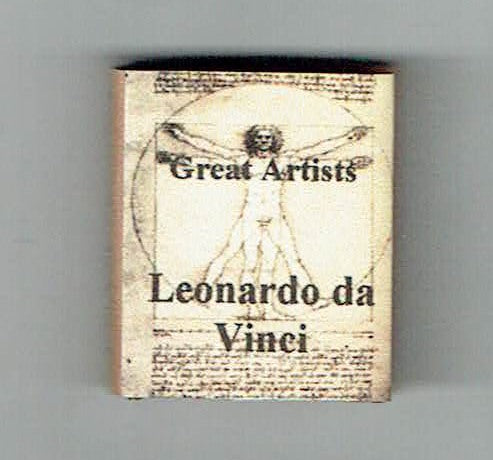 Great Artists - Leonardo da Vinci