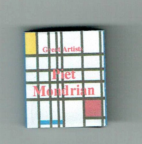 Great Artists - Mondrian