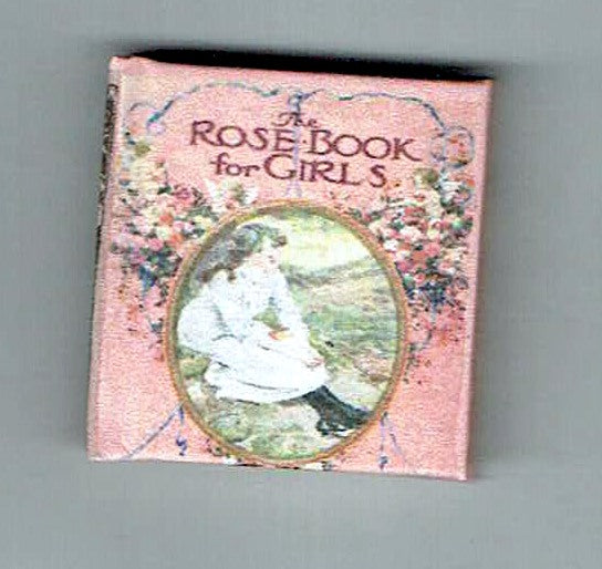 Rose Book for Girls