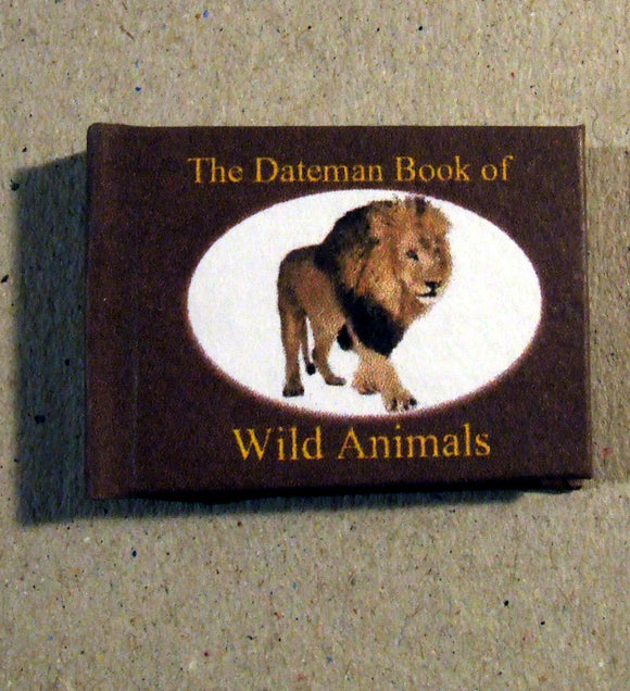 Dateman Book of Wild Animals