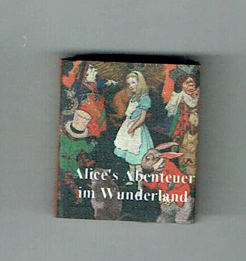 Alice in Wonderland (German)
