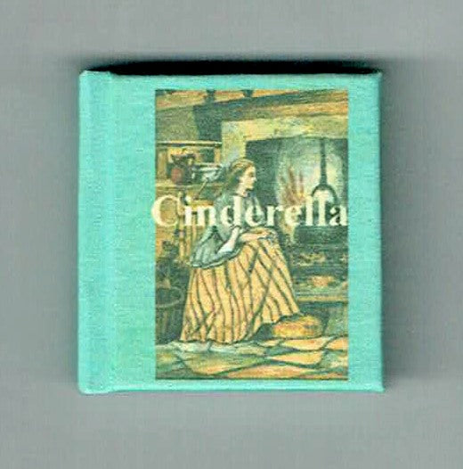 Illustrated Cinderella
