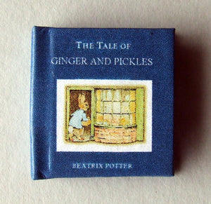 Tale of Ginger & Pickles