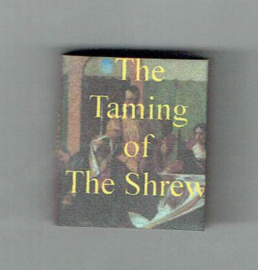 Taming of the Shre