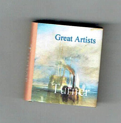 Great Artists - Turner